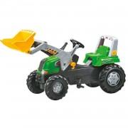 Rolly toys traptractor rollyjunior rt groen/zwart