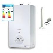 Riello Caldaia A Condensazione Riello Residence Condens 25 Kis Erp 25 Kw Metano Kit Fumi Incluso