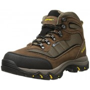 Hi-Tec Men s Skamania Mid WP Hiking Boot Brown/Gold 9.5 D(M) US