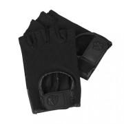Gorilla Sports Fitness Handschoenen Zwart - L