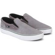 DC TRASE SLIP SD M SHOE GGB Slip On Sneakers For Men(Grey)