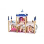 RJ RJ princess's Dollhouse castle with Furniture Gift Set