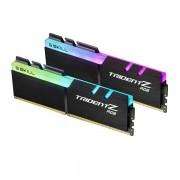 G.SKILL DDR4-2400 16GB Dual Channel [Trident Z RGB] F4-2400C15D-16GTZR