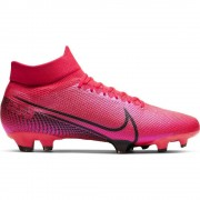 Nike Mercurial Superfly 7 Pro FG Laser Crimson - Rood - Size: 43
