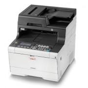 Impressora OKI Multifunções Laser Cor A4 MC563dn