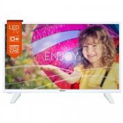 Televizor LED Horizon 80 cm HD Ready 32HL735H, USB, CI+, White