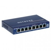 Switch Netgear GS108GE, 1000Mbps, 8-Port
