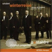 Video Delta Schubert,F. - Winterreise - CD