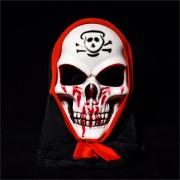 Halloween Terror Mask Clown Skulls Vendetta Man Mask for Stage Street Dance