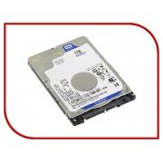 Жесткий диск 1Tb - Western Digital WD Blue WD10SPZX