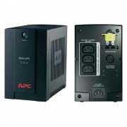 UPS APC BX500CI Back-UPS BX line-interactive / aprox.sinusoida 500VA / 300W 3 conectori C13 (APC)