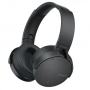 Casti audio Over-Ear Sony MDRXB950N1B, Wireless, Bluetooth, NFC, Extra Bass, Noise Cancelling, Black