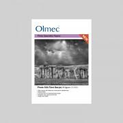 "OLM69 FOTO SATIN FIBRE BARYTA OLMEC 310g/50 COLI 44"""