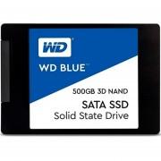 Unidad SSD 500GB Western Digital Blue SATA WDS500G2B0A
