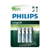 Set baterii AAA Philips P8712581645069 4 bucati R03 (LL)