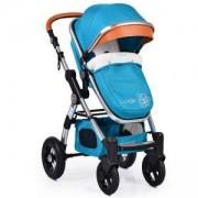 Детска количка Luxor - тюркоаз, Cangaroo, 356156