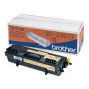0 Brother TN7600 BK svart Lasertoner, Original