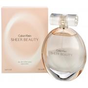 Calvin Klein Sheer Beautypentru femei EDT 100 ml