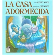 The Napping House /Casa Adormecida, Hardcover/Audrey Wood
