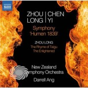 Video Delta Long / Yi / New Zealand Symphony Orchestra / Ang - Symphony Humen 1839 - CD