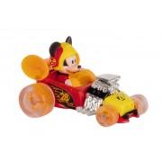 Mini-Masinuta Mickey Hot Rod Super Charged