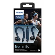 Philips Actionfit NoLimits in-ear hörlurar (blå)