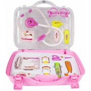 Planet Of Toys 12pcs Doctor Kit Playset with Accessories