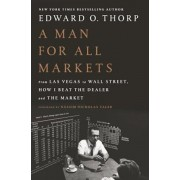 A Man for All Markets: From Las Vegas to Wall Street, How I Beat the Dealer and the Market, Hardcover