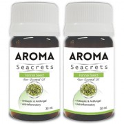 Aroma Seacrets Fennel Seed Pure Aromatherapy Essential Oil Treats acne and Oily skin (30ml) - Pack of 2