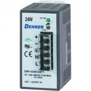 Kalapsín tápegység DRP-024D-15F, Dehner Elektronik (511251)