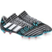 Adidas NEMEZIZ MESSI 17.3 FG Football Shoes For Men(Grey)