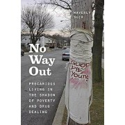 No Way Out: Precarious Living in the Shadow of Poverty and Drug Dealing, Paperback/Waverly Duck