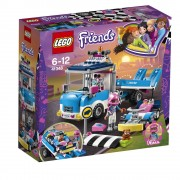 LEGO Friends, Camion de service si intretinere 41348