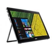 Acer switch sw312 – 31p-p16h 1.10 GHz n4200 12.2 1920 x 1200 Pixels Touch Screen Zwart Hybrid (2 in 1)