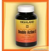 Double Action C (500 mg) (120 caps.)