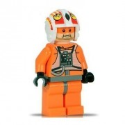 Jek Porkins (Rebel X Wing Pilot) Lego Star Wars Minifigure