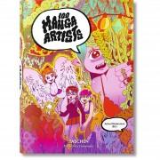 Taschen 100 Manga Artists (hardcover)