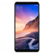 Telefon mobil Xiaomi Mi MAX 3, Dual SIM, 64GB, 4G, Versiunea Globala, Black