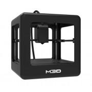 M3D Micro 3D Printer, Čierna, 1,75mm, 113x109mm