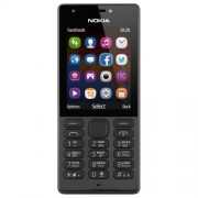 "Nokia 216 2.4"", 1020 mAh, Dual SIM, Bluetooth, Camera, Crni"