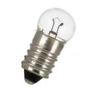 LAMPARA ESFERICA G11x24 E-10 6V 40mA