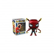 Funko Pop Iron Spider Legs Avengers Infinity War Exclusive