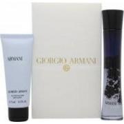 Giorgio Armani Code Giftset 75ml EDP + 75ml Body Lotion
