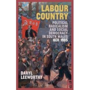 Labour Country. Political Radicalism and Social Democracy in South Wales 1831-1985, Hardback/Daryl Leeworthy