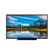 "Toshiba 43L1863DG LED TV 43"" Full HD DVB-T2 black frame stand"