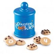 Prajiturele cu numere Counting Cookies Set de numarat