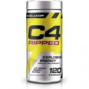 Cellucor C4 Ripped 30servings Icy Blue Razz