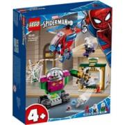 LEGO Marvel Super Heroes Amenintarea lui Mysterio No. 76149