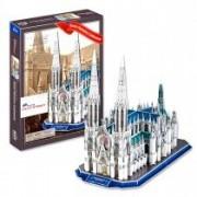 Az Import & Trading Pzspc Saint Patricks Cathedral 3D Puzzle