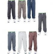 KETEX Multi Hosiery Trackpants Pack of 7